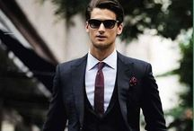 Things to dress / All the clothes you need to have in your wardrobe in order to be a true gentleman