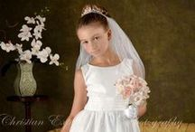 Plus Size First Communion Dresses / Offering plus size first communion dresses for girls. We know its difficult to find half size first communion dresses in stores. Christian Expressions