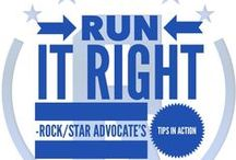 Run It Right / Examples of music-preneurs putting The Rock/Star Advocate's tips into practice and/or sharing their own tricks of the trade