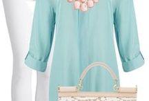 Kedvenc ruhaötletek / Szép ruha összeállítások, kézimunka ötletek