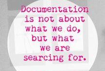 Documentar a l'escola / To make school documentation / Documenter à l'école <3 / Aprendre a documentar / aprendrer a documentar / to learn to make documentation / Aprendre à documenter pour l'école