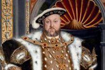 Henry VIII & The Tudor Era / The Tudor Era / by Maximumrider Groves
