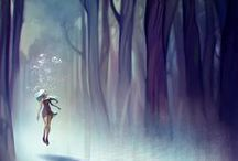 My Wonderland / Art, craft, illustration, quotes, and typography