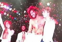 Andy Gibb & The Bee Gees / Music by the Gibb Brothers / by Maximumrider Groves