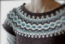 Вязание на спицах / Вязание