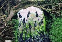 Kedvenc ötletek: kert, újrahasznosítás, kézimunka / kerti ötletek, kézimunka,