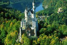 Germany Castles Bavaria