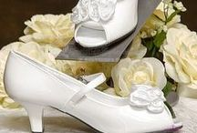 Girls First Communion Shoes / Gorgeous first communion shoes for girls in sizes 9 through 4 available at Christian Expressions Online