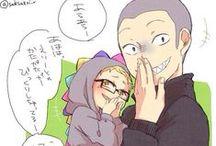 Anime, Manga :-*