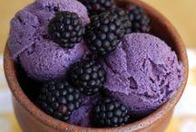 Ice cream n sorbet recipes