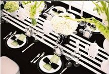 Black & White Theme / Inspiration for AAMI Victoria Derby Day! Giddy Up!