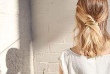 HAIR / Hair, hairstyle