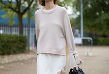 STYLING | torso short / Styles to visually lengthen the torso
