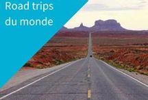 Les meilleurs road trips du monde / Partagez vos meilleurs road trips dans le monde ! Des images, des articles, des conseils... Nous recherchons le meilleurs du voyage en road trip. Si vous désirez participer à ce board, écrivez-nous un petit message sur twitter: @Skyscanner_FR