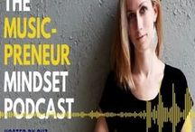 Music-Preneur Mindset Podcast / Learn from weekly episodes of the Rock/Star Advocate's new podcast on what it takes to build a sustainable career in music!