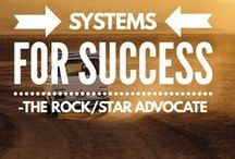 Systems for Success / Think more like a music-preneur & set up your business so that it works for you!