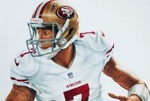 San Francisco 49ers 2010-2012 / by Greg Speck