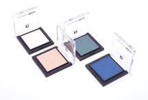 Eyeshadow Solos / Eyeshadow Solo is an eclectic yet essential mix of both every day classic colour eyeshadow's along with fashion inspired, intense hues.