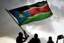 South Sudan / Capital and largest city:Juba Official language:English Recognised national languages:Dinka-Nuer-Bari-Zande and around 60 other languages Government: Federal presidential democratic republic - President: Salva Kiir Mayardit Area - Total: 619,745 km2 (42nd) Population - 2008 census: 8,260,490 (disputed)(94th) - Density: 13.33/km2 (214th) GDP (nominal), 2011 estimate - Total:$13.227 billion - Per capita:$1,546