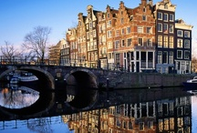Amsterdam / I like Amsterdam with the canals and all the bikes. You don't know what to expect around the next corner. Bring your camera with you, but you are welcome to have a look here until then.