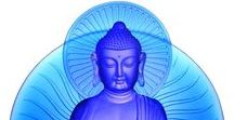 LIULI   Buddha Sculptures / Crystal Buddha figurines and sculpture via pate-de-verre by LIULI Crystal Art.  Click here for more Buddha designs: http://www.liuliusa.com/collections/crystal-art-buddhist-figurines