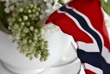17. Mai / 17 May is Norway's Constitution Day and is celebrated with children's parades and festivities. Hurra, hurra, hurra!