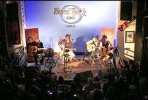 Live music @ Hard Rock Cafe Lisboa