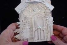 Cards/New Home Congratulation / Ideas for New Home card. / by Judy