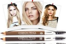 Eyebrow Pencil / Thanks to the gorgeous Cara Delevingne, eyebrows are HUGE at the moment. Achieve the look with these eyebrow pencils brought to you by Miners Cosmetics.