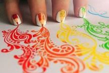 We Love Nail Art! / A small glimpse into the fabulous world of nail art. These are a few of our faves...
