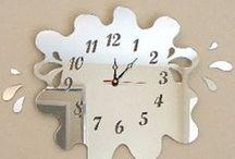 Bathroom Clocks / Shower time & bath time www.justforclocks.com