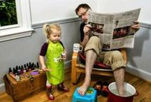 Daddy - Daughter time / by Greg Speck