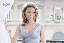 DAX Cosmetics - Yoskine / Kampania reklamowa z Anną Marią Jopek dla firmy Dax Cosmetics