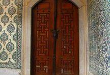 the world's Door...