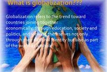 Globalisation / Resources for the year 10 S&E research task.