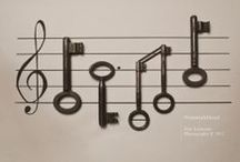 keys going crazy....