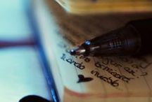 journaling...