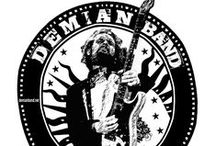 DEMIAN BAND Posters