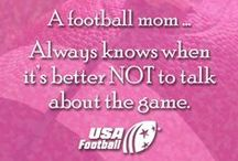 Football World / This group is for people who love Football. If you would like to join, please leave a comment on one of the most recent pins and I will add you to the board! Feel free to invite your friends too! / by Carol