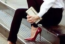 """Glamour&Chic / """"La moda passa, lo stile resta."""" Coco Chanel"""