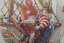 """Mondi Incantati ✨ / """"Ricordo come da bambina giocassi con le fate e quanto credessi che fossero vere. Quale paradiso può essere più reale del mantenere il mondo immaginario della fanciullezza, mitigato e bilanciato dalla conoscenza e dal buon senso?"""" ~Beatrix Potter~"""