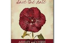 Save The Dates / Beautiful save the dates to match any wedding themes by VG Invites.