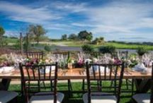 Stonebrae Styled Shoots / Inspiration for your event, featuring our favorite vendors.