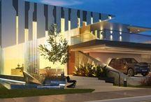 Projetos Residenciais - HMA / Projetos de arquitetura autoral