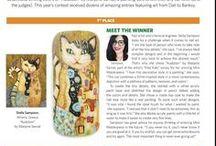 """Stelove"" Competition Nail Art - Published Nail artist / Award Winning Nail Art"