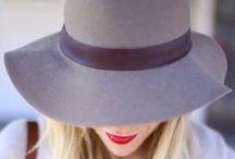 Chapéus ** Hats