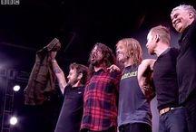 Foo Fighters / My fave band!! (For Shiflett photos, see Chris & Cara Shiflett board) / by 🌺Amanda🌺