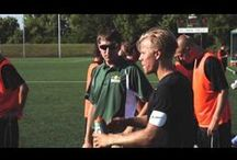 Men's Soccer / Click on the pictures to relive all the Men's Soccer games! / by Wright State Raiders
