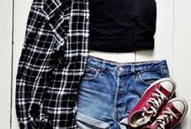 Denieke's wardrobe
