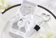 Wedding Favors / A beautiful selection of wedding favors for your guests